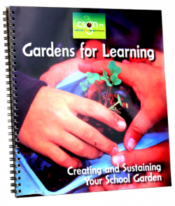 Gardens For Learning Book
